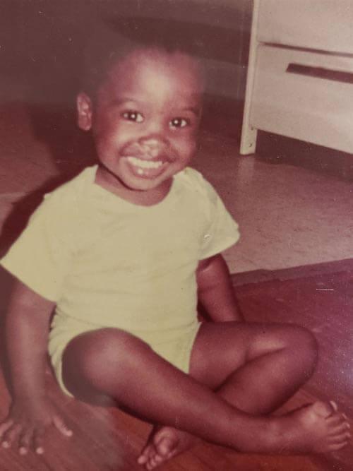 Image of Rodney C. Burris as Infant